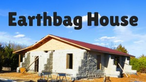 Earthbag House
