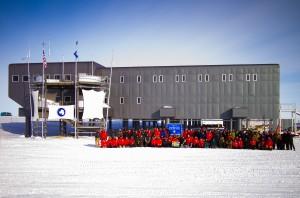 South Pole Crew 2012-2013