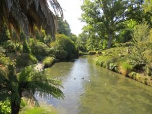 Botanical Gardens, Christchurch, New Zealand