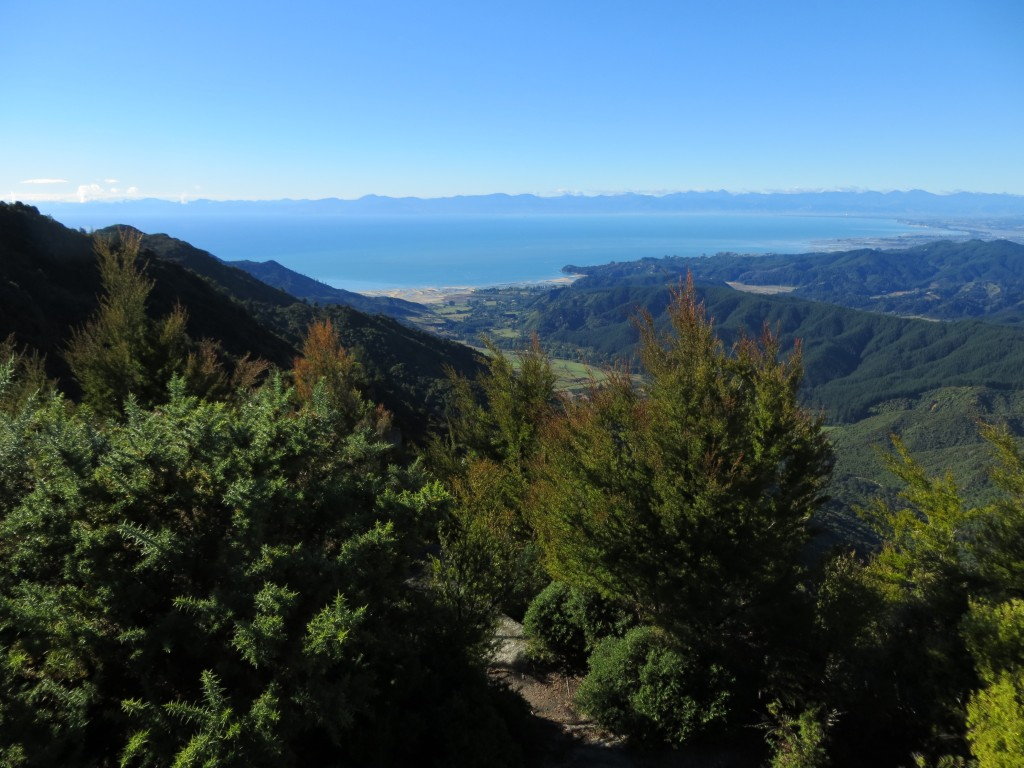 Abel Tasman Inland Track