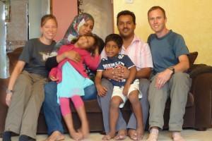 Samir and Family
