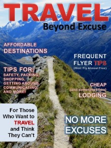 Travel Beyond Excuse Magazine