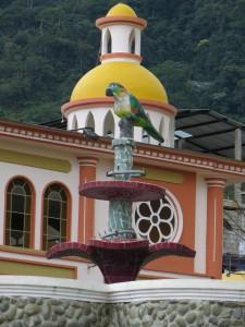 Town Square Central Park Zamora