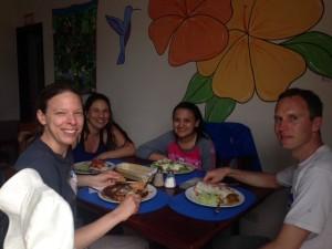 El Colibri Restaurant Vilcabamba