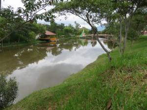 Park in Loja