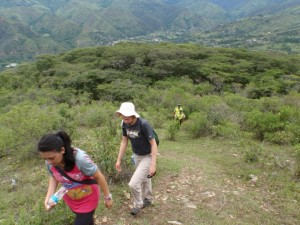 Mandango Hike 1