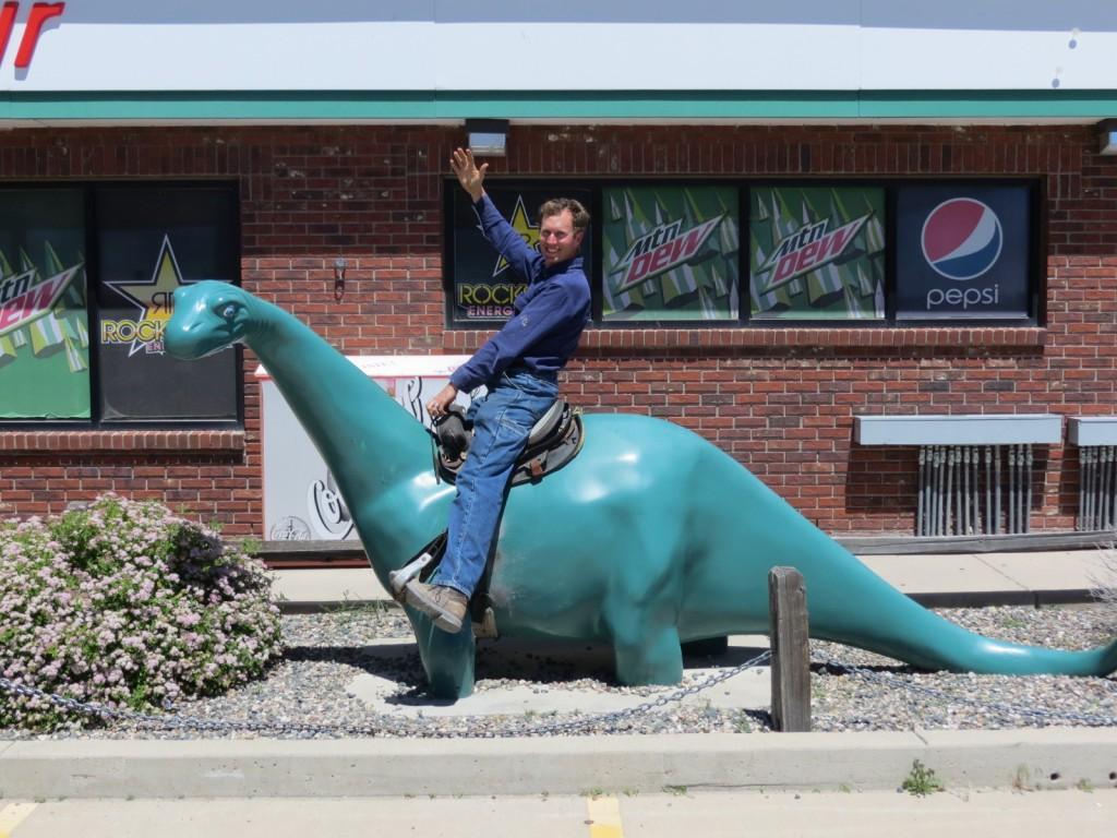 See ya later, Wyoming! (Yee haw!)