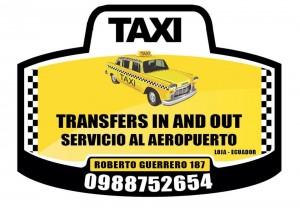 Driver in Loja - Roberto
