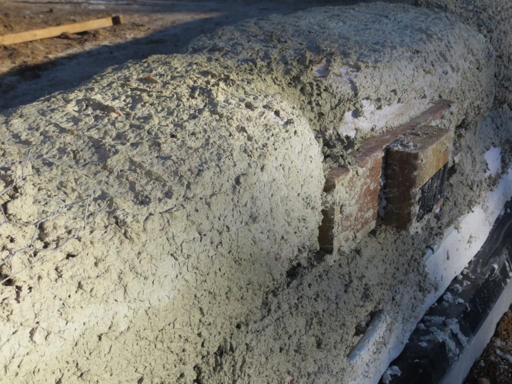 papercrete closeup