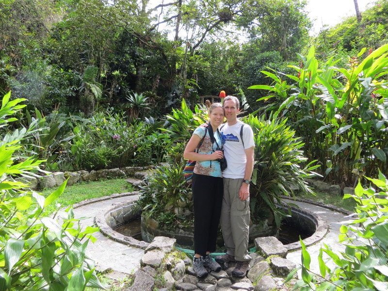 Botanical Gardens in Loja