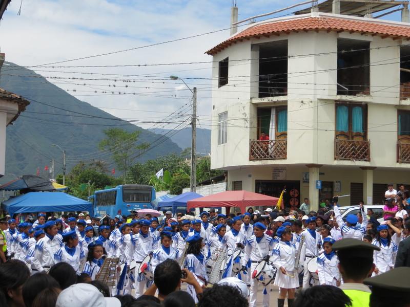 School Children in Malacatos