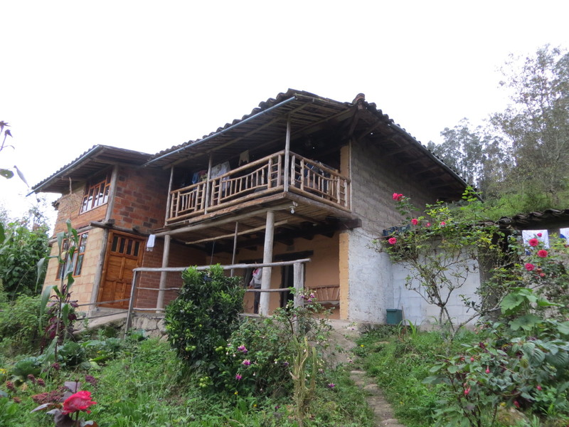 Saraguro house