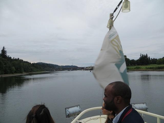Portland River Cruise