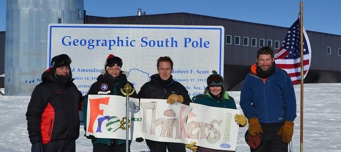 South Pole Freethinkers Header