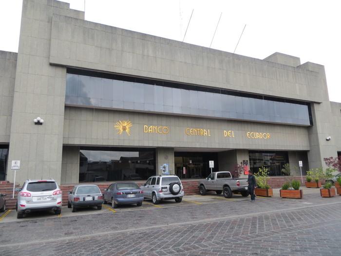Banco Central del Ecuador.