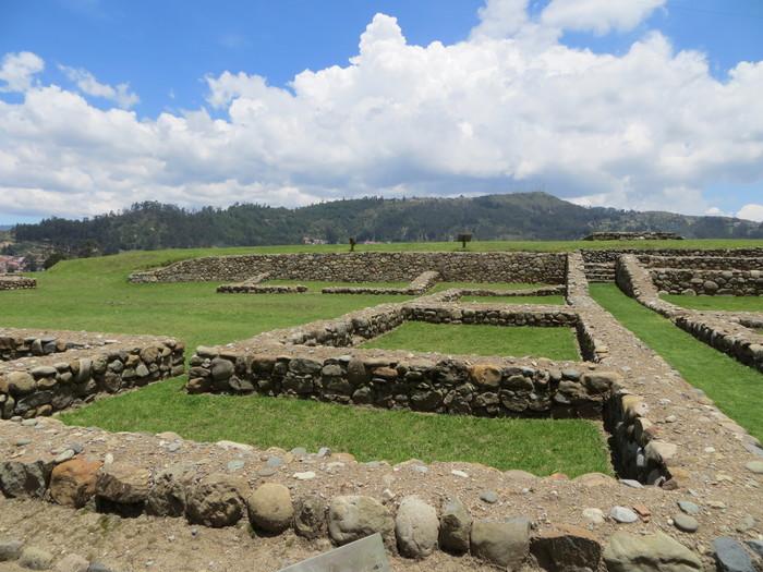 Ruins of Tomebamba.