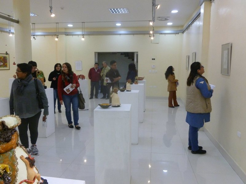 Art Exhibits in Loja